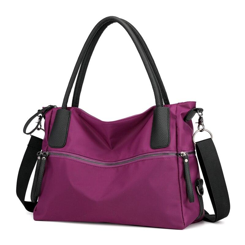 European bolsos Feminina Grande Handbag 2019 New Fashion Women Bag Brand Lady Hand bag Large Woman Shoulder Bags Casual Tote Bag in Shoulder Bags from Luggage Bags