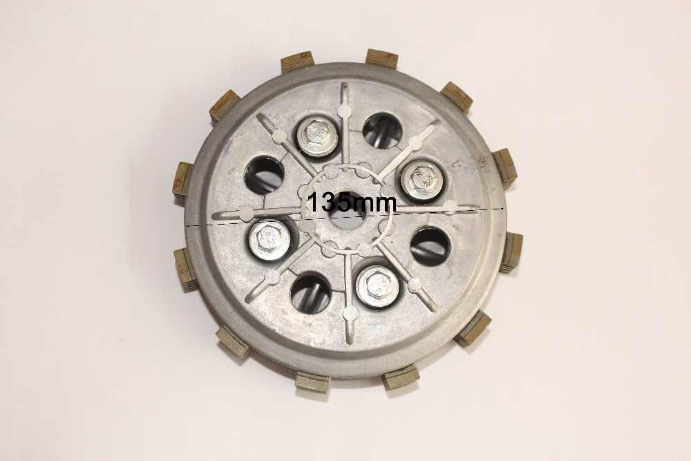 Clutch assembly untuk Keeway Supershadow Blackster Cruiser Dorado 250 v-thunder COLT 250 2V49FMM