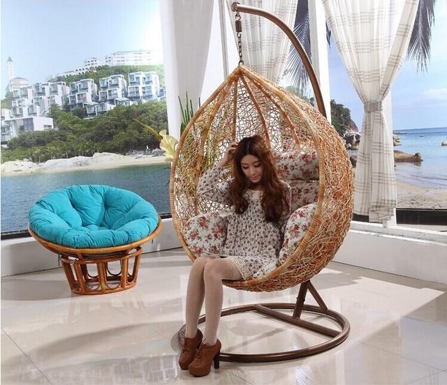ratn silla cesta colgante dormitorio sof perezoso hamaca cuna columpio balcn exterior tumbona