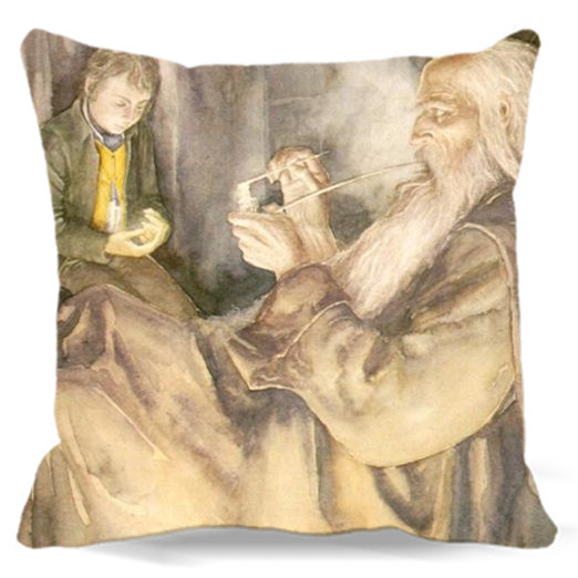 Children and the elderly of Square Cotton polyester soft cushion cover for Home car sofa chair decorative 16 18 19 9 style