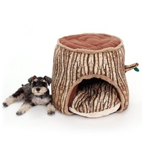 Germania Trasporto Veloce Base Del Cane del Gatto Modello A Strisce Caldo Molle Pet Casa Cucciolo Antivento di Alta Qualità Adatto In Inverno/autunno