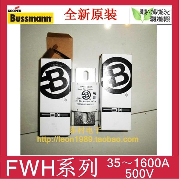 NOUS BUSSMANN fusible FWH-35B 35A FWH-40B 40A FWH-45B 500V