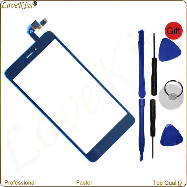Redmi Note 4X Touch Panel LCD Display Digitizer For Xiaomi Redmi Note 4X 4 X Note4 Note4X Touch Screen Sensor Front Outer Glass