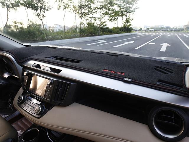 Tableau de bord de voiture Éviter lumière pad instrument plate forme