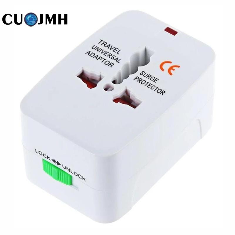 Universal World Charger Adapter Plug Multifunction Transfer Plug Universal World Charger Universal Travel Abroad Switching Plug digoo dg ea10 charger adapter plug removable version 3 12v universal 10 selectable multi voltage switching micro usb plug power