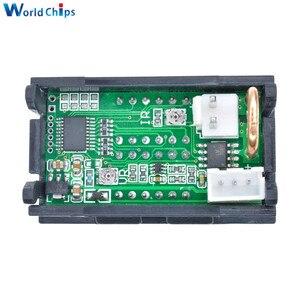Image 5 - Kırmızı mavi çift dijital LED AMP ekran DC voltmetre ampermetre 4 Bit 5 teller DC 200V 10A voltaj Volt akım ölçer güç kaynağı