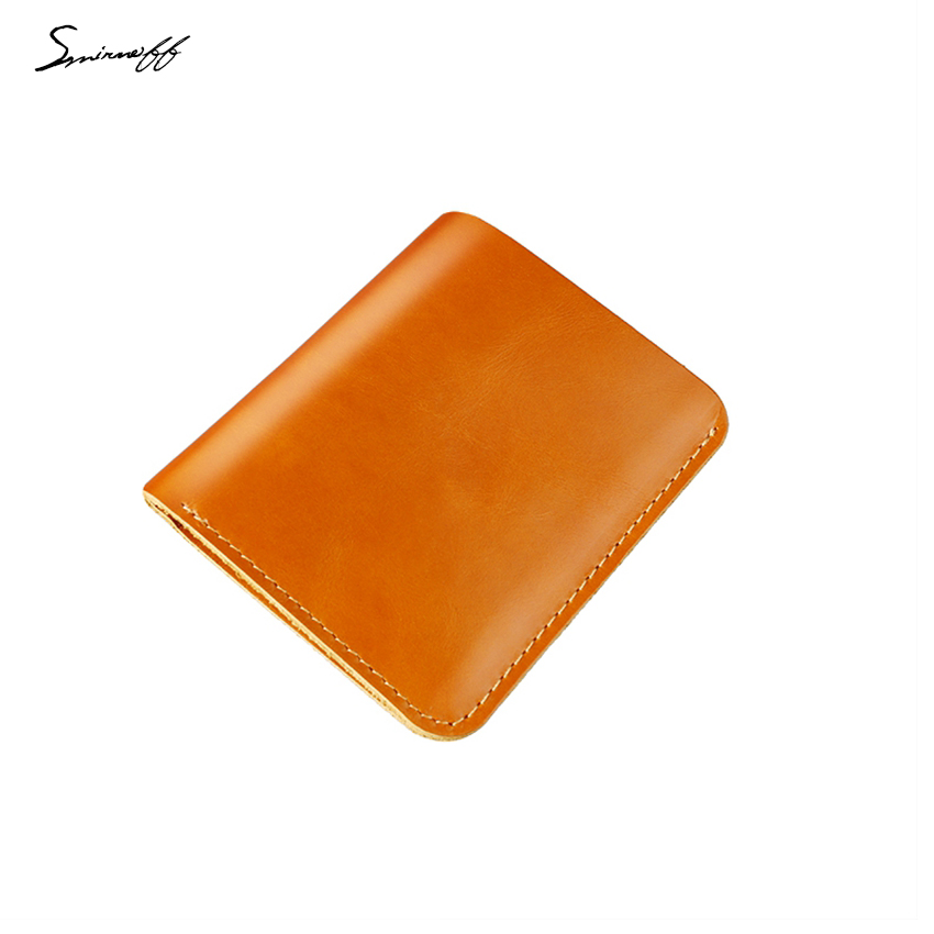 Vintage Crazy Horse Leather Handmade Leather MenS Wallet MenS Zipper Wallet Long Capacity Multi Card Scrub Wallet