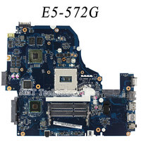 NBMQ011001 Motherboard For Acer Aspire E5 572G Z5WAW LA B702P W GT840M Video Card Tested Good