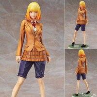 22cm Anime Sexy Figure Prison School Midorikawa Hana Japanese Action Figures PVC Collection Model toys for christmas gift