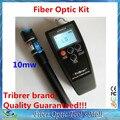 Kit Fibra Optica com Óptico Tribrer APM820 Medidor de Potência óptica e Fibra Óptica A Laser Caneta 10 mw