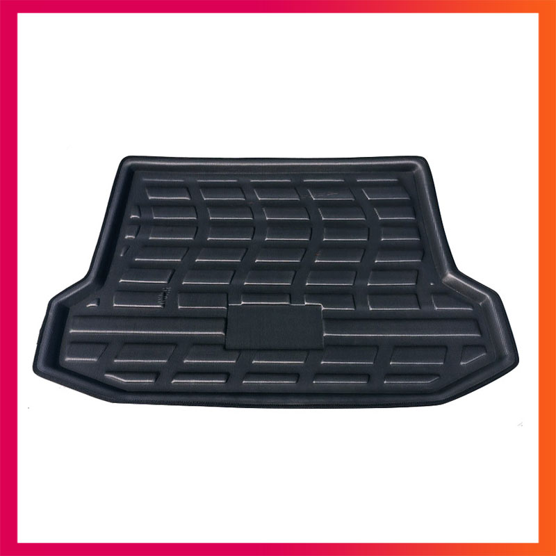 For Toyota RAV4 2006- 2012Tailored Boot Liner Tray Car Rear Trunk Cargo Mat Floor Sheet Carpet Mud Protective Pad