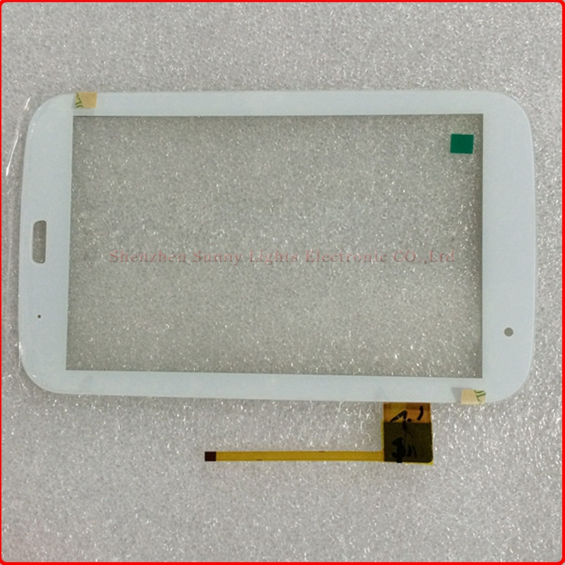 7inch Touch Screen New Glass for Hyundai T7 T7S Exynos 4412 PD10 Quad Core 4412 GPS Tablet PC SG5317-FPC-V1 Touch Panel new 7 inch touch screen glass used on car gps mp4 tablet pc