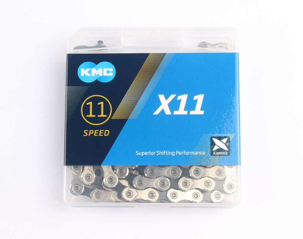 KMC X11 93 X11 Bicycle Chain 116L 11 Speed Bicycle Chain With Original box and Magic