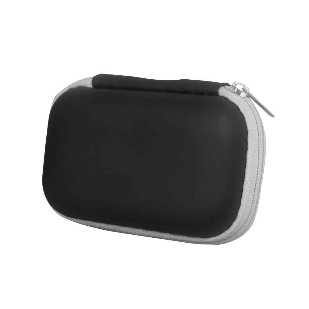 Harde EVA Reizen Oximeter Protecive Case Tas Draagbare Rits Carry Pouch Box voor Vingertop Pulse OximeterHealth Care Tool