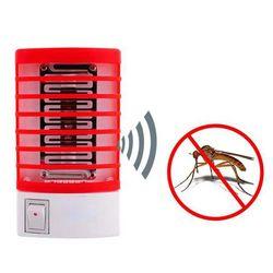2018 lámpara antimosquitos contra plagas de mosquitos trampa de luz para repelente de mosquitos lámpara eléctrica repelente de mosquitos