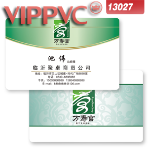 a13027 print business cards Template for Designer and PVC Cards Printing