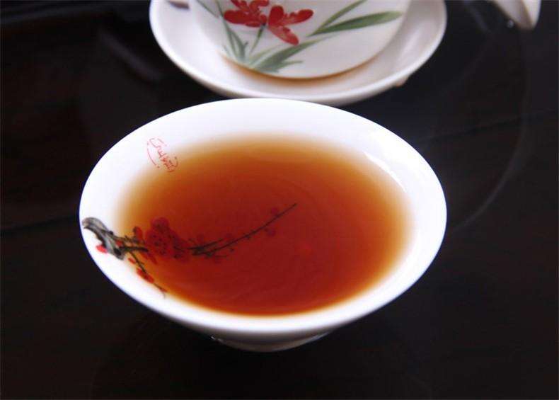 C-PE049 Puer tea health care pu er tea 100g pu erh compressed pu'er brick Puerh Yunnan fragrant old Mini Tuo small brick tea