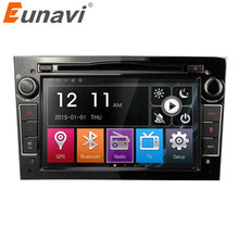 2 Din Car DVD Player indash navi autoradio stereo for Vauxhall Opel Astra H G J Vectra Antara Zafira Corsa with GPS mirror link(China)