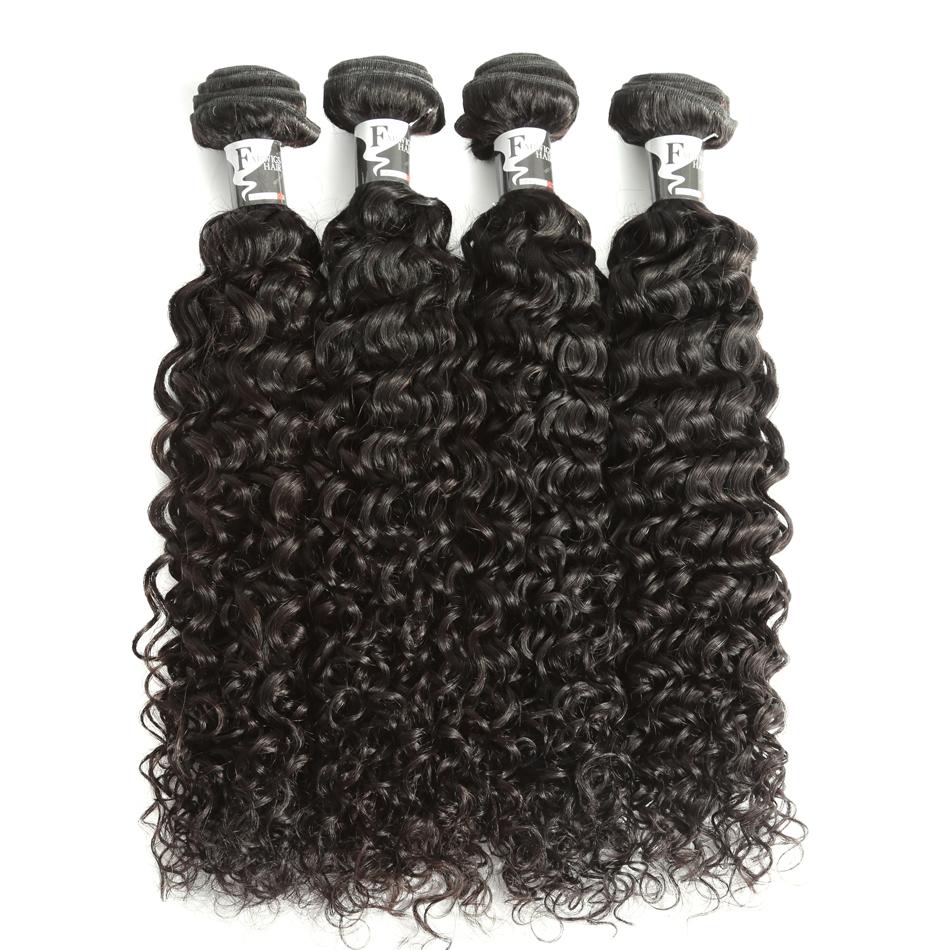 4 bundles hair weave