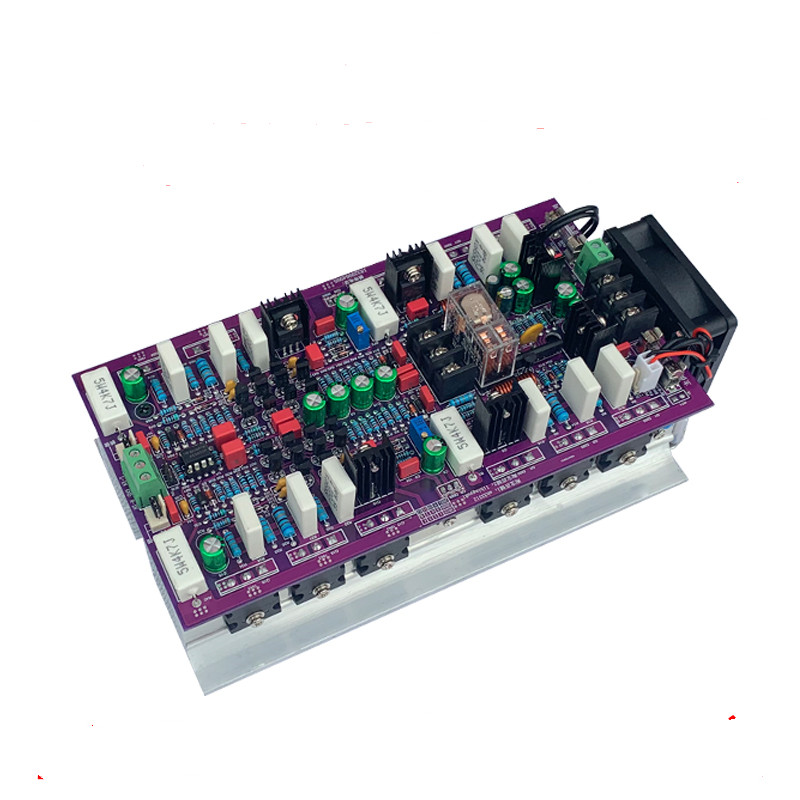 2019 NEW Amplifiers hifi 2 .0 A class stereo amplifier audio dual channel high amplificador 1200W high power amplifier board