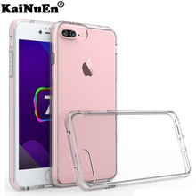 kainuen Luxury original phone coque case for iPhone7 iPhone 7 cases 3d tpu Cover For Apple iphone 7 plus 7plus case soft back