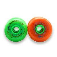 Roller For Roller Skates 88A 72 76 80mm H6 Inline Wheel For Roller Skates Street Sliding