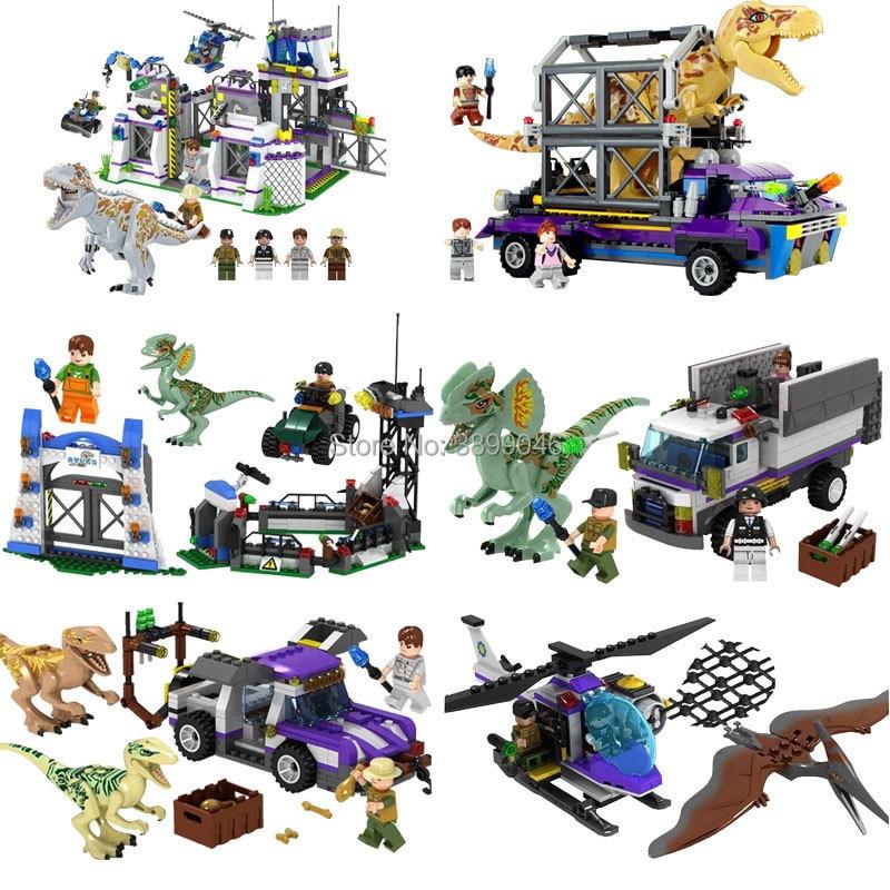 Compra lego jurassic world dilophosaurus y disfruta del envío ...