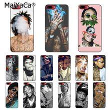 MaiYaCa Wiz Khalifa cubierta del teléfono para iphone 11 Pro 11Pro Max 8 7 6 6S Plus 5 5S SE XR X XS X MAX