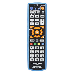 Image 3 - Универсальный умный ИК пульт дистанционного управления IR с функцией обучения для ТВ CBL DVD SAT коробка Hi Fi CHUNGHOP Оригинал L336 3in1