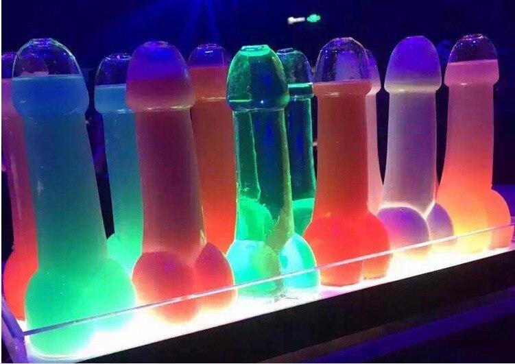 Penis Shot Glass