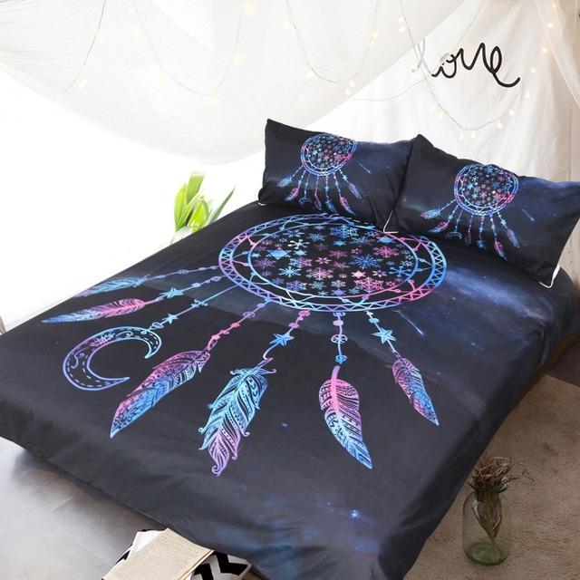 NightSky Dreamcatcher Bedding Set