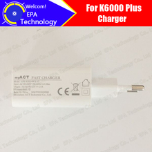 Oukitel K6000 Plus chargeur 100% Original nouveau adaptateur de charge rapide officiel accessoires pour téléphone Mobile K6000 Pluser