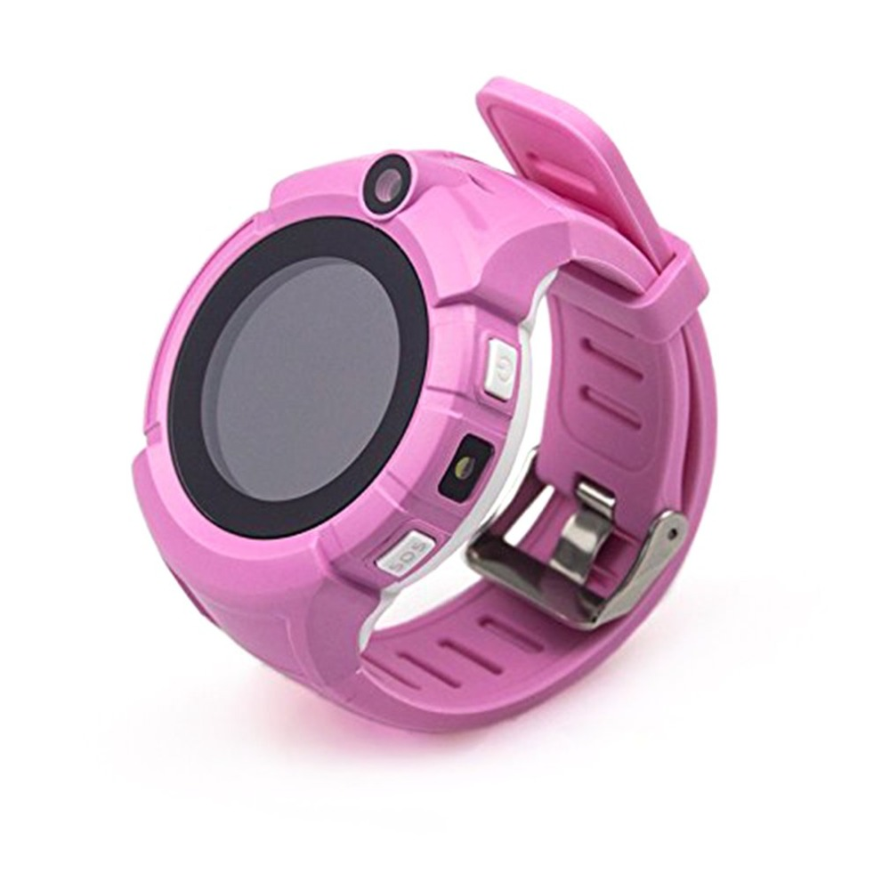 Watches Humorous Children Smart Watch Safe-keeper Sos Call Anti-lost Monitor Real Time Tracker Base Station Location Gps Watch Smartwatch For K Easy And Simple To Handle