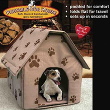 Покрывало для собаки складной собака дома маленькие след Лежак-палатка для домашних животных кошка питомник Indoor Портативный траве домик для питомца, Конура коврик для щенка кровать любимчика