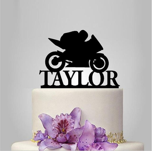 Acrylic Baby Shower Cake Topper Birthday Cake Toppers With Name
