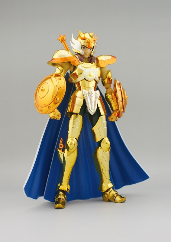 Original Color Figure Saint Seiya Myth Cloth Libra Dohko Battle Ver