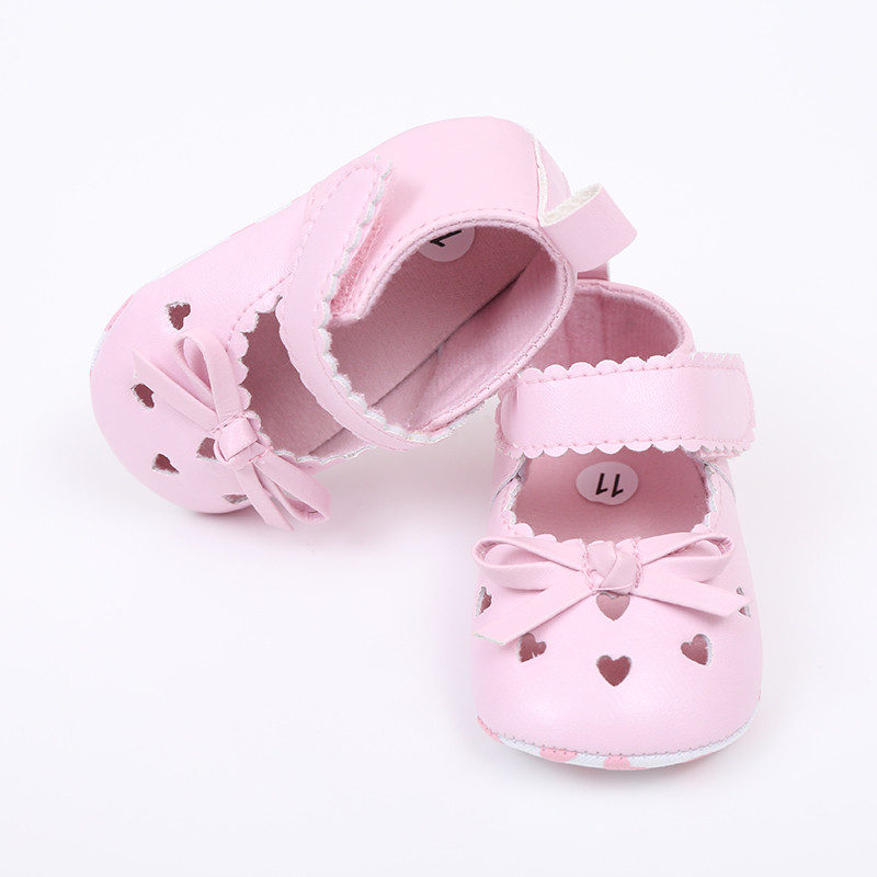 Shoes Newborn Sneakers Anti-Slip Baby-Girl Soft-Sole Infant -06 Bebek-Ayakkabi Hot-Sale