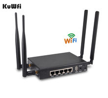 300 Mbps 3G 4G LTE Metalen Enterprise CPE Router Externe antenne Router Extender sterk signaal OpenWRT Auto WIFI router Suppor AT & T(China)