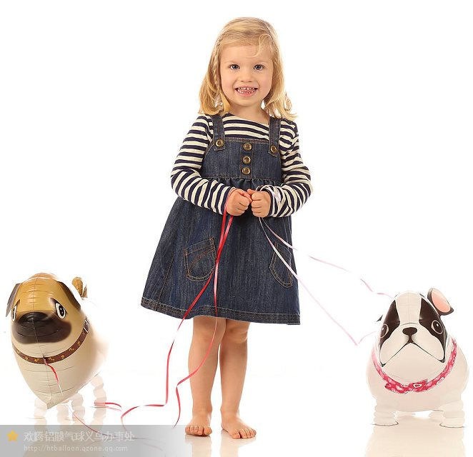100 sztuk śliczne chodzenia zwierząt balony Puppy pies zwierzęta wszelkiego rodzaju świat zwierząt balon urodziny strona dekoracji dla dzieci zabawki dostaw w Balony i akcesoria od Dom i ogród na  Grupa 2