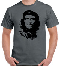Che Guevara Face Silhouette - Mens Iconic T-Shirt Revolution Cuba Fashion Design Free Shipping  2018 free shipping