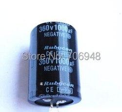 Kondensator lampy błyskowej niski esr kondensatorów 360 v 1000 uf