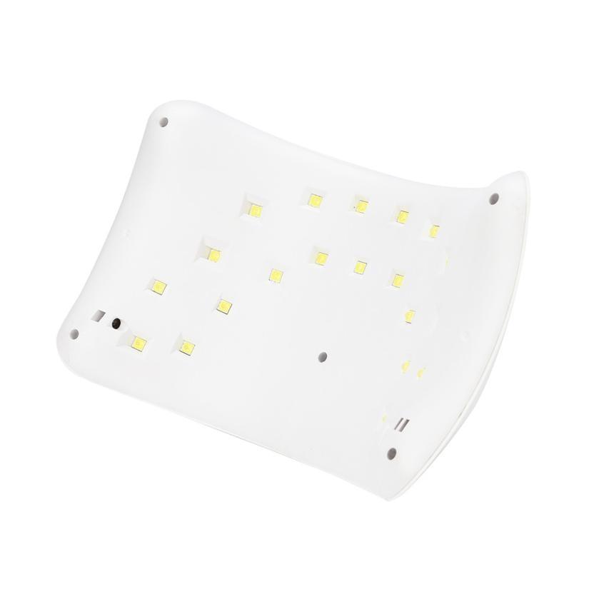 Beauty 48W LED UV Nail Gel Curing Lamp Light Nail Gel Polish Dryer Nail Art Machine drop shipping may10
