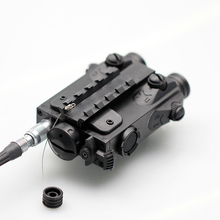 Acecare Drop shipping military adjustable dual beam laser sight with green and red pointer combo for guns  hunting