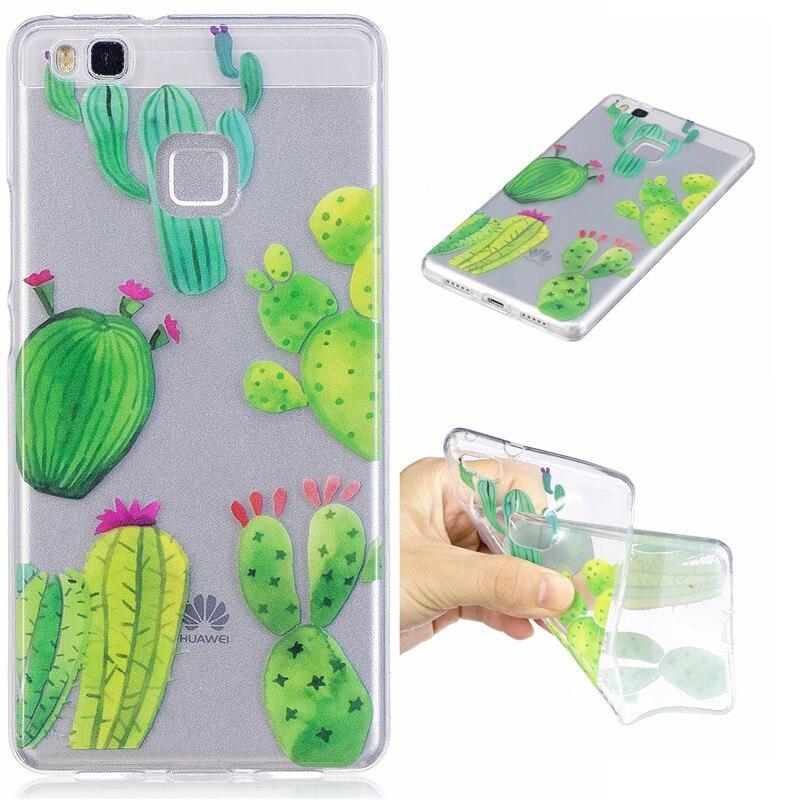 coque huawei nova 2 cactus