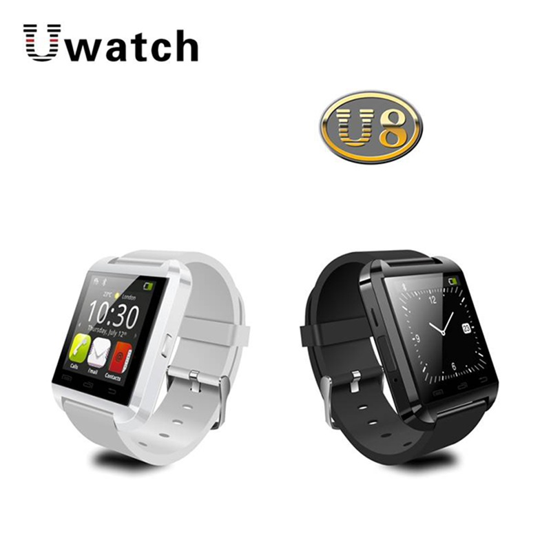 U8 Smart Watch Bluetooth Watch WristWatch font b Smartwatch b font Digital Sport Watches for Apple