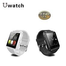 U8 smart watch bluetooth uhr armbanduhr smartwatch digitale sportuhren für apple ios android phone wearable elektronische