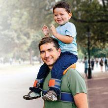 Детская переноска для путешествий на открытом воздухе с ремнями