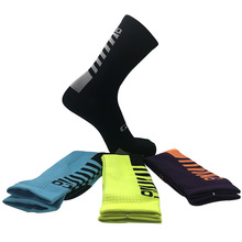 Summer Mens Cycling Sport Socks Bike Riding Breathable Outdoor Running Sports Sock Fit