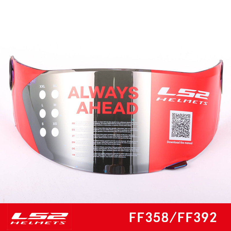 Image 3 - LS2 Global Store Original LS2 FF358 Full Face motorcycle helmet 