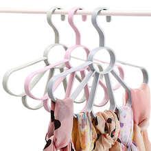 New Quality 2017 Plain Nordic Wind Tie Frame Scarf Racks  Multi-functional Hanger Wholesale &918